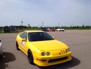Video thumbnail for youtube video Integra Type-R at NOLA Motorsports Park - DashWare